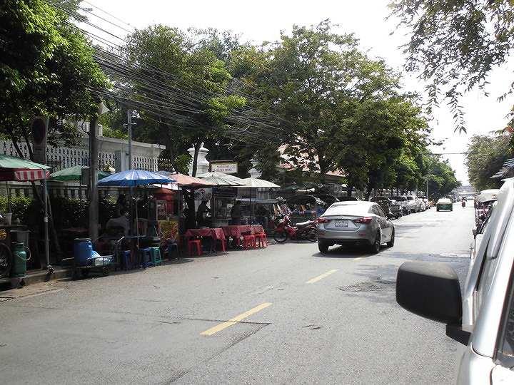 バンコク市内