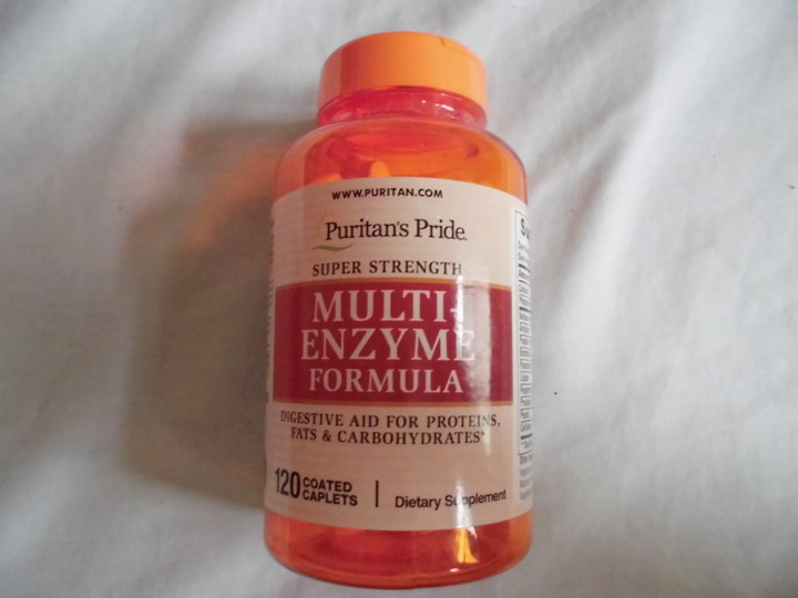 Multi-Enzyme Formula