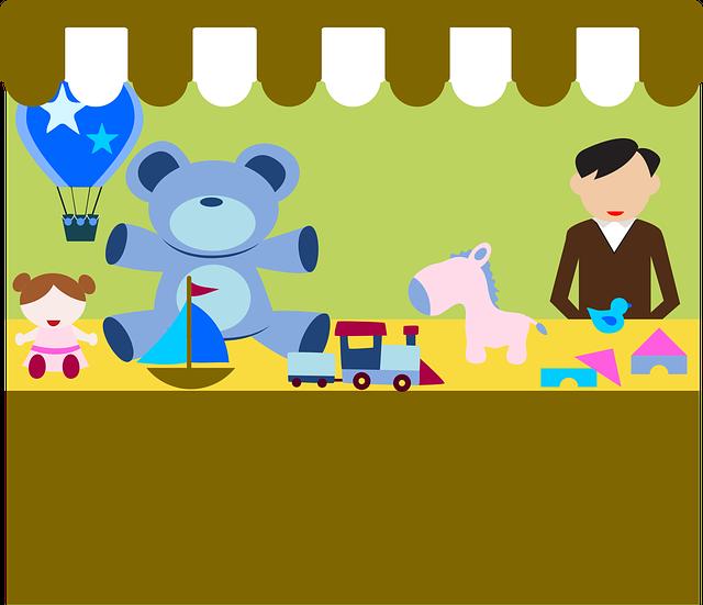 おもちゃのマーケット