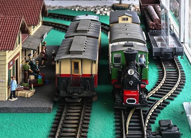 鉄道模型の買取アフィリエイト