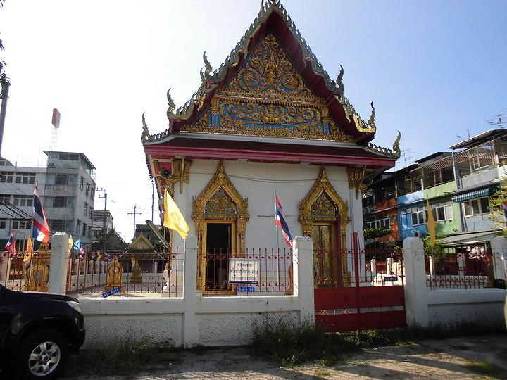 1月のバンコク旅行