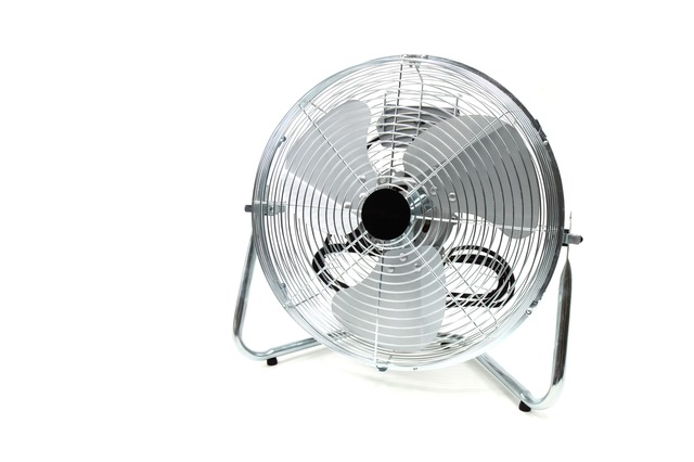 PC温度を下げる扇風機