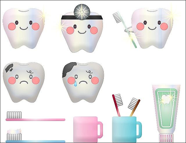 バンコクでする自分の虫歯予防